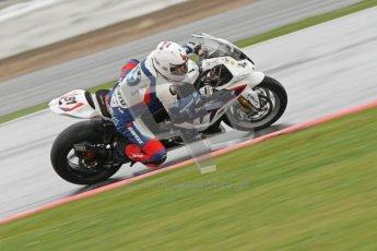 © Octane Photographic Ltd. World Superbike Championship – Silverstone, 1st Free Practice. Friday 3rd August 2012. Leon Haslam - BMW S1000 RR - BMW Motorrad Motorsport.  Digital Ref : 0443cb7d0060