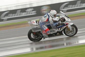 © Octane Photographic Ltd. World Superbike Championship – Silverstone, 1st Free Practice. Friday 3rd August 2012. Leon Haslam - BMW S1000 RR - BMW Motorrad Motorsport.  Digital Ref : 0443cb7d0069