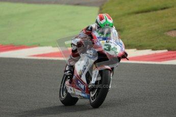© Octane Photographic Ltd. World Superbike Championship – Silverstone, 1st Qualifying Practice. Friday 3rd August 2012. Digital Ref : 0444cb1d1002
