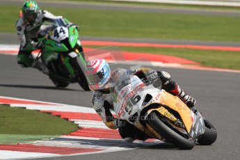 © Octane Photographic Ltd. World Superbike Championship – Silverstone, 2nd Free Practice. Saturday 4th August 2012. Jakub Smrz - Ducati 1098R - Liberty Racing Team Effenbert. Digital Ref : 0446cb7d1771