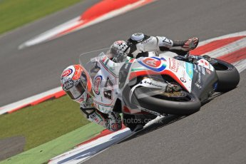 © Octane Photographic Ltd. World Superbike Championship – Silverstone, 2nd Free Practice. Saturday 4th August 2012. Digital Ref : 0446cb7d1776