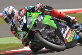 © Octane Photographic Ltd. World Superbike Championship – Silverstone, 2nd Free Practice. Saturday 4th August 2012. Digital Ref : 0446cb7d1784