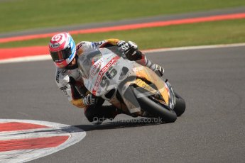 © Octane Photographic Ltd. World Superbike Championship – Silverstone, 2nd Free Practice. Saturday 4th August 2012. Jakub Smrz - Ducati 1098R - Liberty Racing Team Effenbert. Digital Ref : 0446cb7d1800