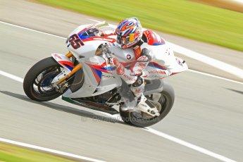 © Octane Photographic Ltd. World Superbike Championship – Silverstone, 2nd Free Practice. Saturday 4th August 2012. Jonathan Rea - Honda CBR1000RR - Honda World Superbike Team. Digital Ref : 0446cb7d1879