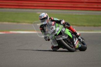© Octane Photographic Ltd. World Superbike Championship – Silverstone, 2nd Free Practice. Saturday 4th August 2012. Digital Ref : 0446lw7d0208