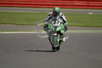© Octane Photographic Ltd. World Superbike Championship – Silverstone, 2nd Free Practice. Saturday 4th August 2012. Digital Ref : 0446lw7d0222