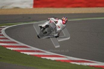 © Octane Photographic Ltd. World Superbike Championship – Silverstone, 2nd Free Practice. Saturday 4th August 2012. Digital Ref : 0446lw7d0294