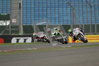 © Octane Photographic Ltd. World Superbike Championship – Silverstone, 2nd Free Practice. Saturday 4th August 2012. Tom Sykes - Kawasaki ZX-10R - Kawasaki racing Team. Digital Ref : 0446lw7d0627