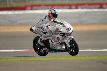 © Octane Photographic Ltd. World Superbike Championship – Silverstone, 2nd Qualifying Practice. Saturday 4th August 2012. Digital Ref : 0445lw1d1093