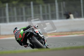 © Octane Photographic Ltd. World Superbike Championship – Silverstone, 2nd Qualifying Practice. Saturday 4th August 2012. Tom Sykes - Kawasaki ZX-10R - Kawasaki Racing Team. Digital Ref : 0445lw1d1317