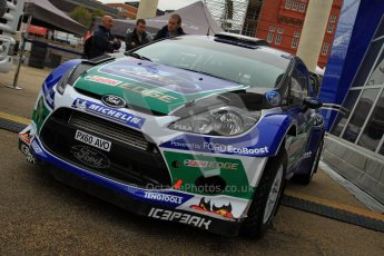 Ford Festa WRC, Wales Rally GB 2012