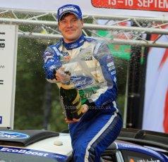 Jari-Matti Latvala, Ford Festa WRC, Wales Rally GB 2012
