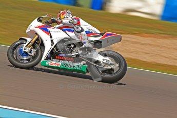 © Octane Photographic Ltd. 2012 World Superbike Championship – European GP – Donington Park. Saturday 12th May 2012. WSBK Free Practice. Jonathan Rea. Digital Ref : 0333cb7d2024