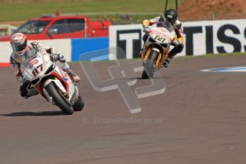 © Octane Photographic Ltd. 2012 World Superbike Championship – European GP – Donington Park. Saturday 12th May 2012. WSBK Free Practice. Digital Ref : 0333cb7d2026