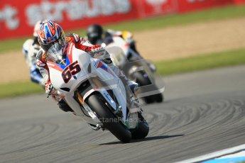 © Octane Photographic Ltd. 2012 World Superbike Championship – European GP – Donington Park. Friday 11th May 2012. WSBK Free Practice. Jonathan Rea - Honda CBR1000RR. Digital Ref : 0328cb1d2932