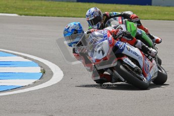 © Octane Photographic Ltd. 2012 World Superbike Championship – European GP – Donington Park. Friday 11th May 2012. WSBK Free Practice. Carlos Checa - Ducati 1098R. Digital Ref : 0328lw7d3174