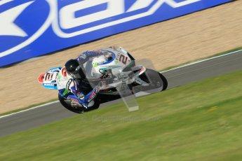 © Octane Photographic Ltd. 2012 World Superbike Championship – European GP – Donington Park. Saturday 12th May 2012. WSBK Saturday Qualifying practice. Leon Camier. Digital Ref : 0332cb1d3528