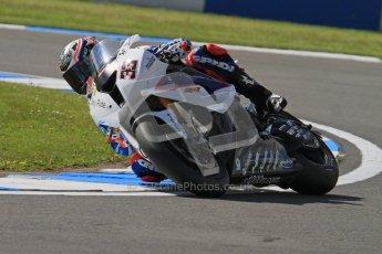 © Octane Photographic Ltd. 2012 World Superbike Championship – European GP – Donington Park. Saturday 12th May 2012. WSBK Saturday Qualifying practice. Marco Melandri. Digital Ref : 0332lw7d5224