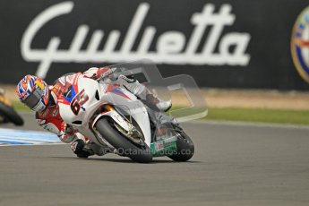 © Octane Photographic Ltd 2012. World Superbike Championship – European GP – Donington Park, Sunday 13th May 2012. Race 1. Jonathan Rea. Digital Ref : 0335cb1d5195