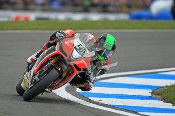 © Octane Photographic Ltd 2012. World Superbike Championship – European GP – Donington Park. Superpole session 1. Eugene Laverty. Digital Ref : 0334cb1d4280