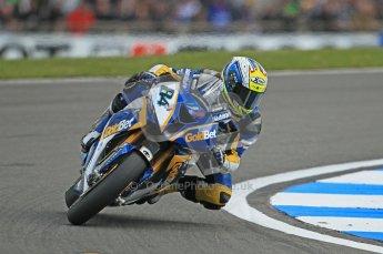 © Octane Photographic Ltd 2012. World Superbike Championship – European GP – Donington Park. Superpole session 1. Digital Ref : 0334cb1d4307