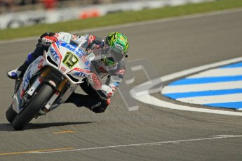 © Octane Photographic Ltd 2012. World Superbike Championship – European GP – Donington Park. Superpole session 1. Digital Ref : 0334cb1d4338