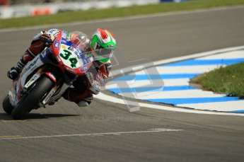 © Octane Photographic Ltd 2012. World Superbike Championship – European GP – Donington Park. Superpole session 1. Digital Ref : 0334cb1d4346