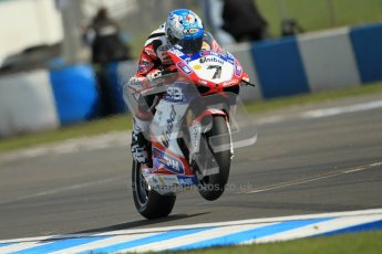 © Octane Photographic Ltd 2012. World Superbike Championship – European GP – Donington Park. Superpole session 2. Digital Ref : 0334cb1d4487