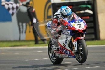 © Octane Photographic Ltd 2012. World Superbike Championship – European GP – Donington Park. Superpole session 2. Digital Ref : 0334cb1d4530
