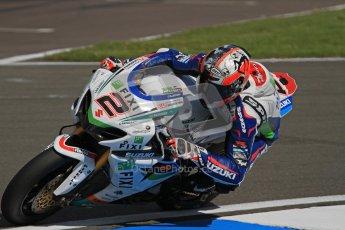 © Octane Photographic Ltd 2012. World Superbike Championship – European GP – Donington Park. Superpole session 2. Digital Ref : 0334lw7d6234
