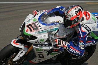 © Octane Photographic Ltd 2012. World Superbike Championship – European GP – Donington Park. Superpole session 2. Digital Ref : 0334lw7d6236