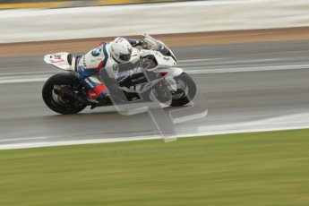 © Octane Photographic Ltd. World Superbike Championship – Silverstone, Superpole. Saturday 4th August 2012. Leon Haslam - BMW S1000 RR - BMW Motorrad Motorsport. Digital Ref : 0447cb1d1608