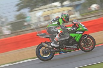 © Octane Photographic Ltd. World Superbike Championship – Silverstone, Superpole. Saturday 4th August 2012. Tom Sykes - Kawasaki ZX-10R - Kawasaki Racing Team. Digital Ref : 0447cb7d2086