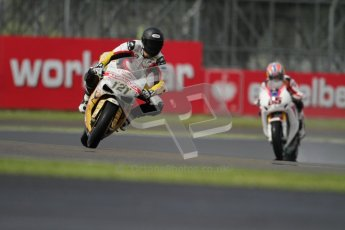 © Octane Photographic Ltd. World Superbike Championship – Silverstone, Superpole. Saturday 4th August 2012. Digital Ref : 0447lw7d0677