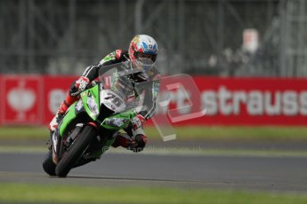 © Octane Photographic Ltd. World Superbike Championship – Silverstone, Superpole. Saturday 4th August 2012. Digital Ref : 0447lw7d0694