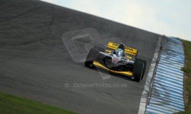 World © Octane Photographic Ltd./Carl Jones. Saturday August 31st 2013, AutoGP qualifying, Donington Park, Super Nova - Vittorio Ghirell. Digital Ref : 0803cj1d1160