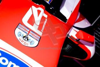 World ©  Octane Photographic Ltd. January 11th 2013. Autosport International. BRDC Formula 4 (F4). The new F4 car, the MSV F4-013. Digital Ref : 0566ce1d2243