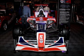 World ©  Octane Photographic Ltd. January 11th 2013. Autosport International. BRDC Formula 4 (F4). The new F4 car, the MSV F4-013. Digital Ref : 0566ce1d2347