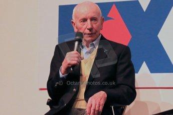 World ©  Octane Photographic Ltd./Carl Jones. January 11th 2013. Autosport International. John Surtees. Digital ref :