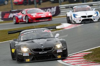 World © Octane Photographic Ltd. Avon Tyres British GT Championship. Monday 1st April 2013 Oulton Park – Race 2. BMW Z4 GT3 – 888Optimum – Joe Osborne, Lee Mowle. Digital Ref : 0625ce1d9641
