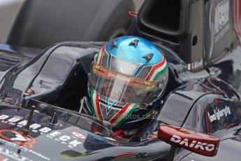 World © Octane Photographic Ltd. GP2 Belgian GP, Spa Francorchamps, Friday 23rd August 2013. Practice. Vitorrio Ghirelli - Venezuela GP Lazarus. Digital Ref : 0785cb7d2076