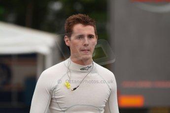 World © Octane Photographic Ltd. GP3 Belgian GP - Qualifying, Spa Francorchamps, Saturday 24th August 2013. Dallara GP3/13. Status Grand Prix – Josh Webster. Digital ref : 0790cb7d2418
