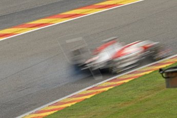 World © Octane Photographic Ltd. GP3 Belgian GP - Qualifying, Spa Francorchamps, Saturday 24th August 2013. Dallara GP3/13. ART Grand Prix – Jack Harvey. Digital ref : 0790cb7d2585