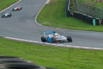 World © Octane Photographic Ltd. Brands Hatch, Race 2, Saturday 23rd November 2013. BRDC Formula 4 Winter Series, MSV F4-13, Sennan Fielding – HHC Motorsport. Digital Ref : 0865lw1d6933