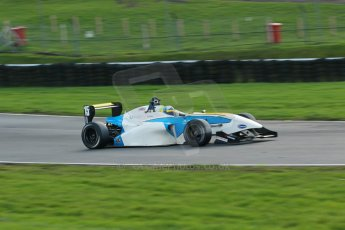 World © Octane Photographic Ltd. Brands Hatch, Race 2, Saturday 23rd November 2013. BRDC Formula 4 Winter Series, MSV F4-13, Matteo Ferrer - MGR. Digital Ref : 0865lw1d6954