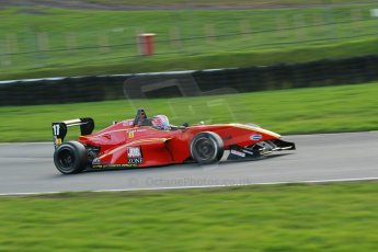 World © Octane Photographic Ltd. Brands Hatch, Race 2, Saturday 23rd November 2013. BRDC Formula 4 Winter Series, MSV F4-13, Frederick Johansen – Chris Dittmann Racing (CDR). Digital Ref : 0865lw1d6961