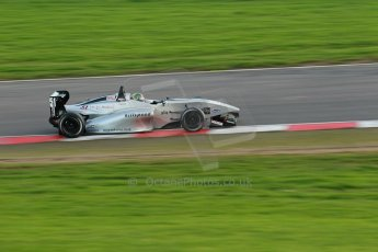 World © Octane Photographic Ltd. Brands Hatch, Race 2, Saturday 23rd November 2013. BRDC Formula 4 Winter Series, MSV F4-13, – Kieran Vernon - Hillspeed. Digital Ref :