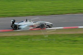 World © Octane Photographic Ltd. Brands Hatch, Race 2, Saturday 23rd November 2013. BRDC Formula 4 Winter Series, MSV F4-13,  – Kieran Vernon - Hillspeed. Digital Ref :