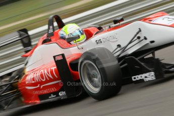 World © Octane Photographic Ltd. British Formula 3 – Brands Hatch. Saturday 10th August 2013 – Qualifying. William Buller – Fortec Motorsport – Dallara F312 HWA Mercedes. Digital Ref : 0776cb1d3533