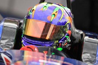 World © Octane Photographic Ltd. British Formula 3 – Brands Hatch. Saturday 10th August 2013 – Qualifying. Cameron Twynham – Team West-Tec – Dallara F308 Toyota. Digital Ref : 0776cb7d3741